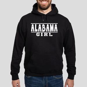 Alabama Girl Designs Hoodie (dark)