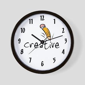 Creative Wall Clock