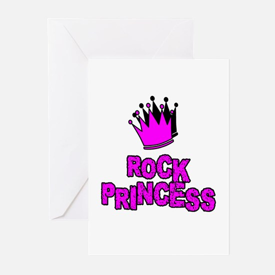 "RockBaby ""Princess"" Greeting Cards (Pk of 10)"