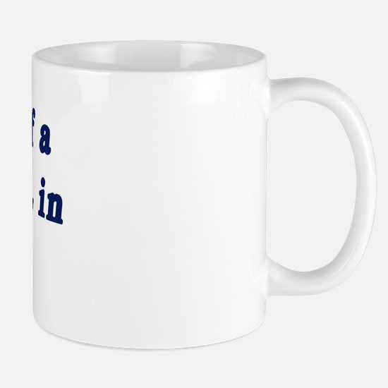 Big Deal in Fiji Mug