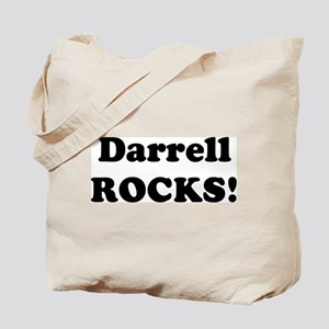 Darrell Rocks! Tote Bag