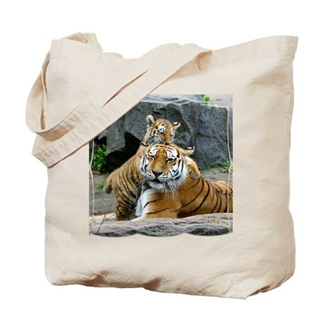 Mother unconditional love Tigers in peace and jo T