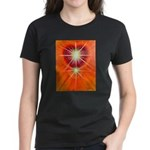 Love is Light Women's Dark T-Shirt