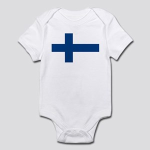Flag of Finland Infant Bodysuit