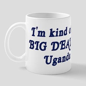 Big Deal in Uganda Mug