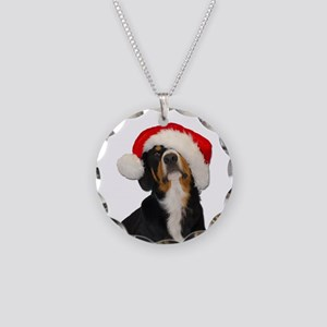 Dear SantaPaws, I can Explain Necklace Circle Char