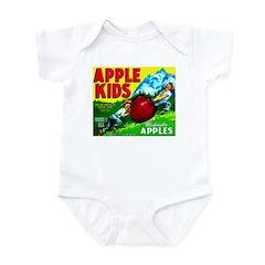 Apple Kids Brand Infant Bodysuit