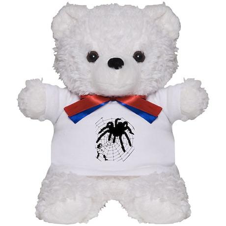 Giant Spider Teddy Bear By Animalsandwildlifegifts2