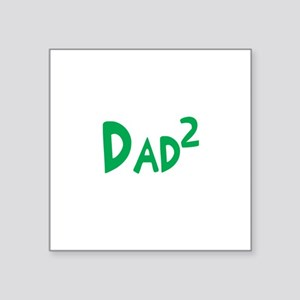 Dad2 Rectangle Sticker