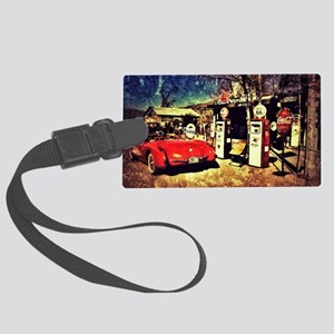 66 Large Luggage Tag