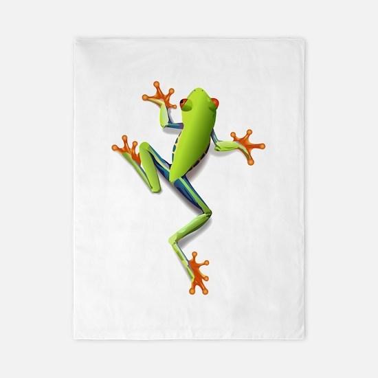 Poison Dart Frog Twin Duvet