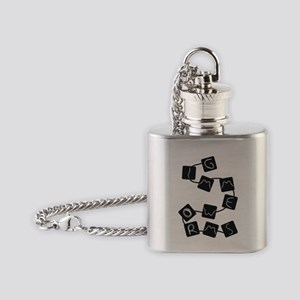 gimme6 Flask Necklace
