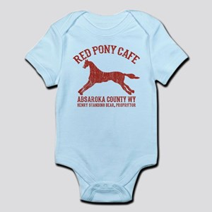 Longmire Red Pony Body Suit