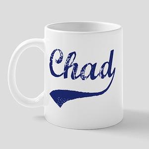 Blue Vintage: Chad Mug