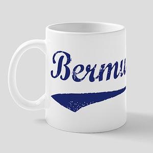 Blue Vintage: Bermuda Mug