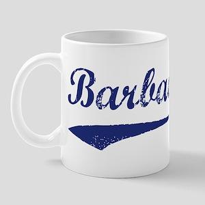 Blue Vintage: Barbados Mug