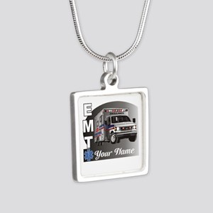 Custom Personalized EMT Necklaces