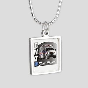 Custom Personalized EMT Necklaces