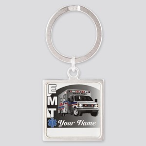 Custom Personalized EMT Keychains