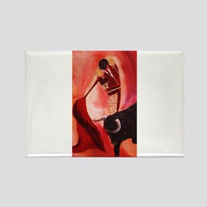 bullfighter Magnets