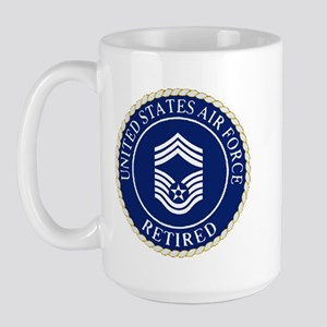Retired Chief Master Sergeant Mug