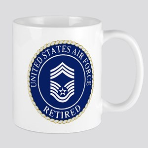 Retired Chief Master Sergeant Cup