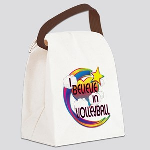 I Believe In Volleyball Cute Believer Design Canva