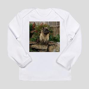 Cairn Terrier Long Sleeve Infant T-Shirt