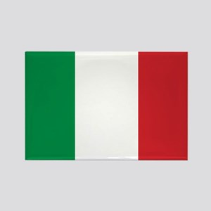 Flag of Italy Rectangle Magnet