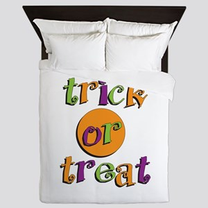 Trick or Treat 2 Queen Duvet