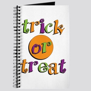 Trick or Treat 2 Journal