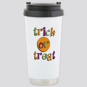 Trick or Treat 2 Stainless Steel Travel Mug