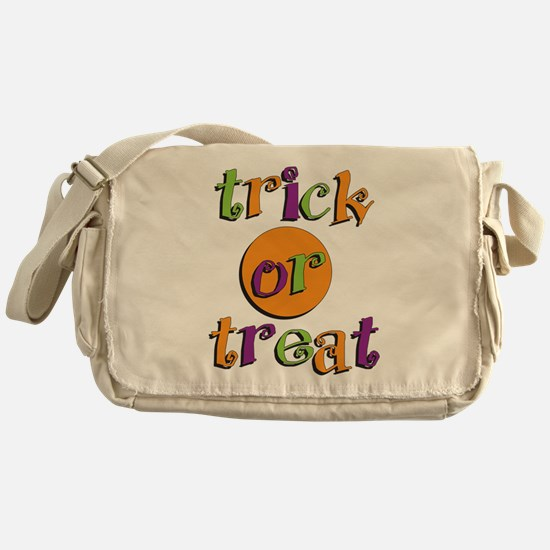 Trick or Treat 2 Messenger Bag