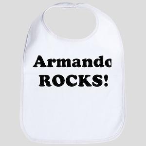 Armando Rocks! Bib