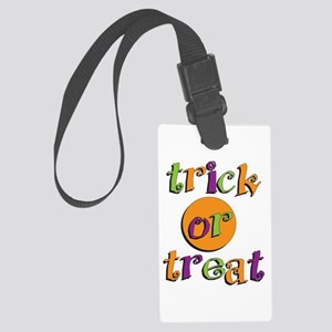 Trick or Treat 2 Large Luggage Tag