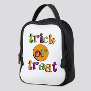 Trick or Treat 2 Neoprene Lunch Bag