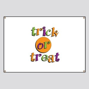 Trick or Treat 2 Banner