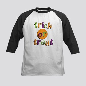 Trick or Treat 2 Baseball Jersey