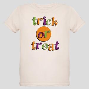 Trick or Treat 2 Organic Kids T-Shirt