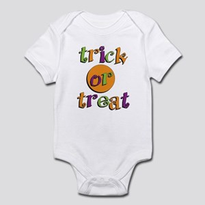 Trick or Treat 2 Infant Body Suit