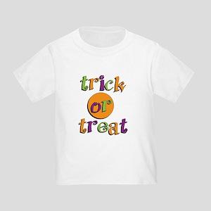 Trick or Treat 2 Toddler T-Shirt