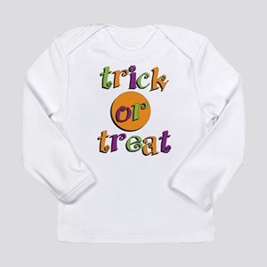 Trick or Treat 2 Long Sleeve T-Shirt