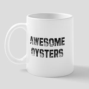 Awesome Oysters Mug