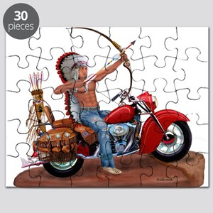 INDIAN FOREVER Puzzle