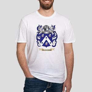 Plummer Coat of Arms (Family Crest) T-Shirt