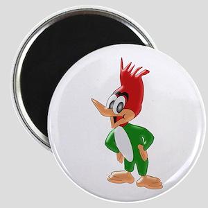 Woodpecker Magnets