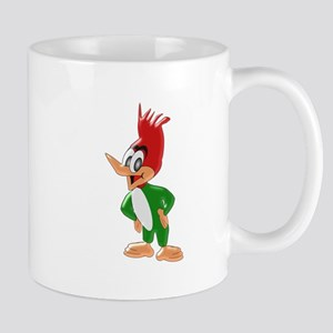 Woodpecker Mugs