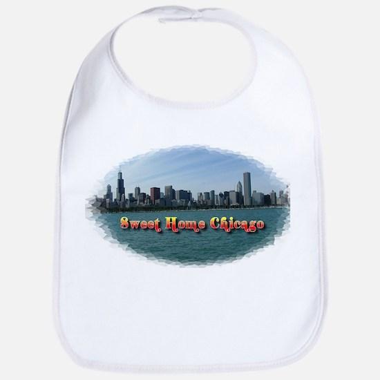 Sweet Home Chicago Bib