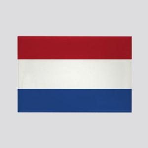 Flag of the Netherlands Rectangle Magnet