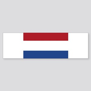 Flag of the Netherlands Bumper Sticker